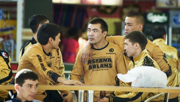 Стал известен состав Astana Arlans на матч против Dolce & Gabbana Italia Thunder