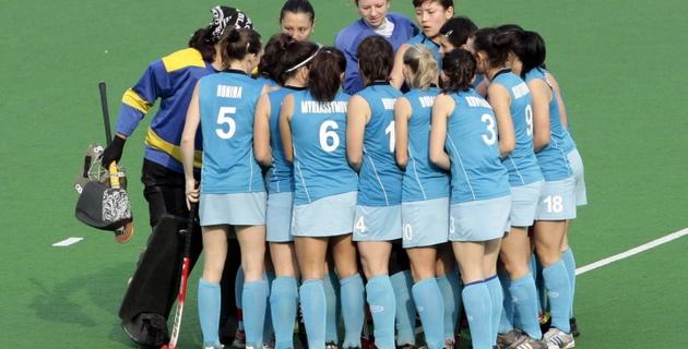 Российские хоккеистки разгромили Казахстан в Индии