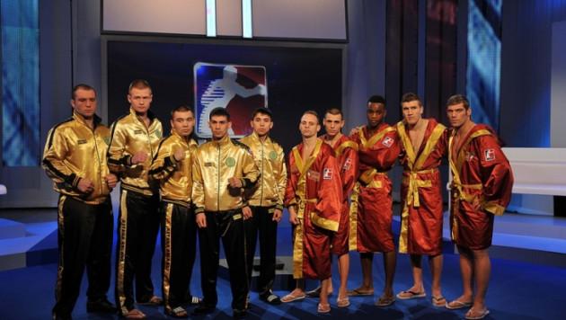 Боксеры Astana Arlans потерпели поражение от итальянской команды со счетом 4:1