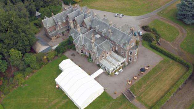 Энди Маррей купил отель в Шотландии