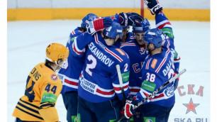 Команда Даллмэна прошла в следующий раунд Кубка Гагарина (+видео)