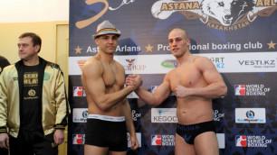 Легионер Astana Arlans принес досрочную победу над German Eagles