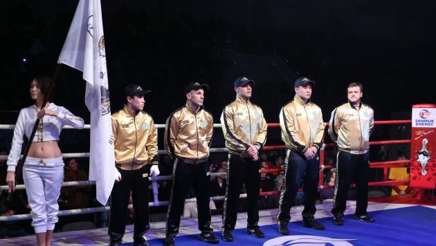 Боксеры Astana Arlans завершили групповой этап уверенной победой