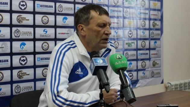 """Мирослав Беранек: """"Тобол"""" победил заслуженно"""