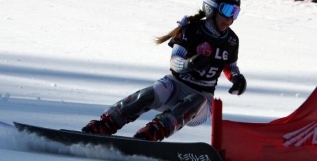 Валерия Цой вылетела с трассы на этапе Кубка мира в Швейцарии