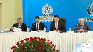 В Казахстане возведут комплекс для подготовки спортсменов в условиях среднегорья