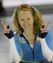 Екатерина Айдова побежит 1000 метров на ЧМ по конькобежному спорту
