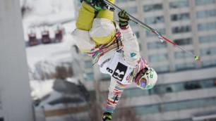 Фристайлисты заработали три лицензии на олимпиаду в Сочи