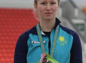 Екатерина Айдова стала девятой на 1000-метровке на ЧМ в Сочи