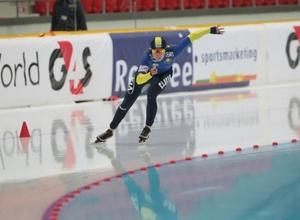 Айдова выйдет на старт 500-метровки в заключительный день ЧМ