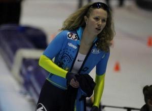 Екатерина Айдова - восьмая в первом забеге на 500-метровке на чемпионате мира