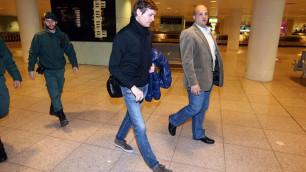 Тито Виланова вернулся в Барселону