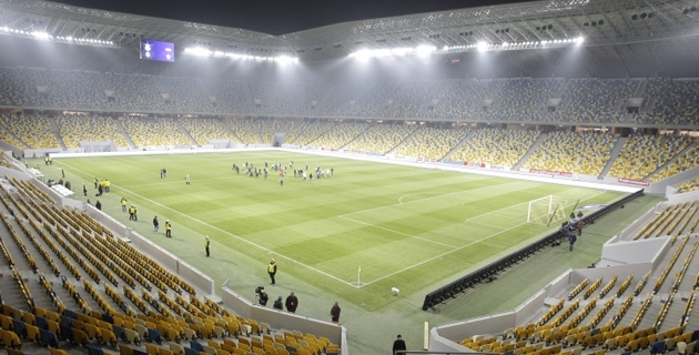 Стадион Евро-2012 во Львове могут разобрать на стройматериалы