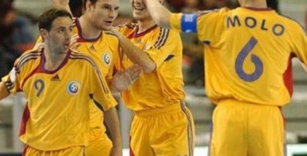 Румыния обыграла Латвию и вышла на первое место в группе