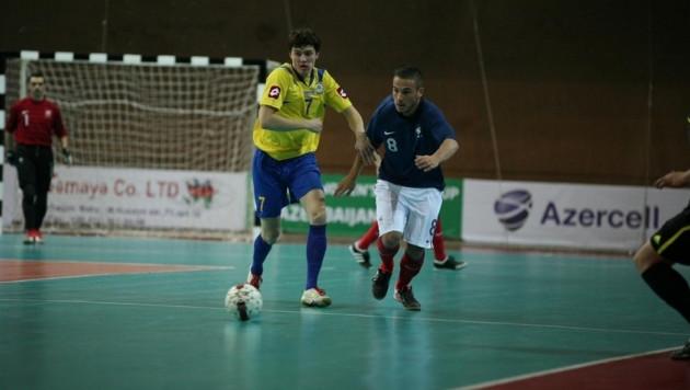 Казахстан одержал победу над Латвией