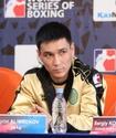 Алимбеков не оставил шансов аргентинскому боксеру в первом бою