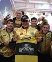"""""""Арланы"""" разгромили Argentina Condors и вышли в полуфинал WSB (+видео)"""