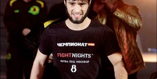 Россиянин Зубайра Тухугов стал победителем в бою против Куата Хамитова (+видео)