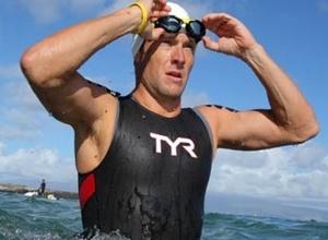 Лэнс Армстронг примет участие в соревнованиях по плаванию