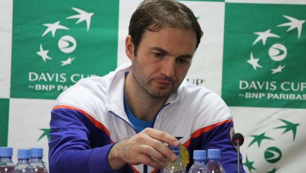 Щукин: Концовка первого сета стала переломной в матче