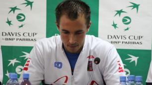 Росол: Евгений показал хороший теннис