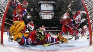 Российские хоккеистки пропустили 8 шайб от канадок в полуфинале ЧМ
