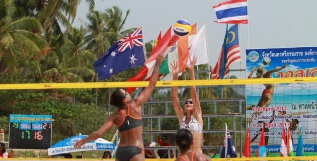 Казахстанские пляжники сыграют в полуфинале турнира Khanom Open
