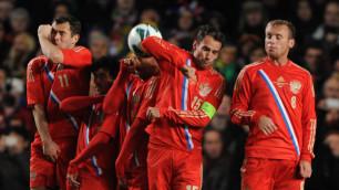 Эквадор вытеснил Россию из первой десятки рейтинга ФИФА