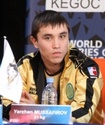 Мусафиров проиграл дебютанту WSB в матче Mexico Guerreros - Astana Arlans