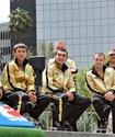 Боксеры Astana Arlans одержали победу над Mexico Guerreros в Мехико
