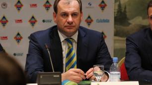 Владимир Вайсс: Нашим лидером сегодня был Гетериев