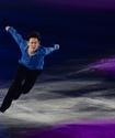 Денис Тен выступил в качестве гостя на командном чемпионате мира (+видео)