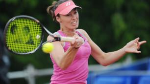 Мартина Хингис стала личным тренером российской теннисистки