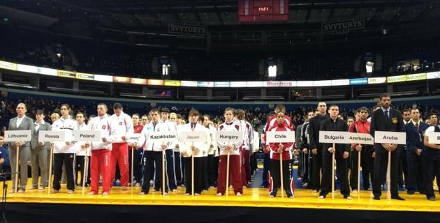 Следующий Кубок мира по карате пройдет в Казахстане