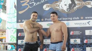 АНОНС ДНЯ, 20 апреля. Astana Arlans предстоит решающая битва за финал WSB
