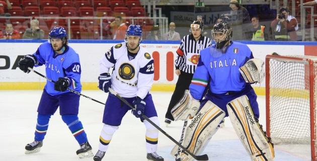 Сборная Казахстана вернулась в элиту мирового хоккея (+видео)