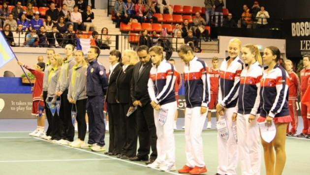 АНОНС ДНЯ, 21 апреля. Женская сборная по теннису продолжит борьбу за путевку во вторую Мировую группу