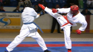 Казахстан занял второе место на чемпионате мира по рукопашному бою