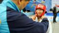 Казахстанские бойцы выступили в Москве