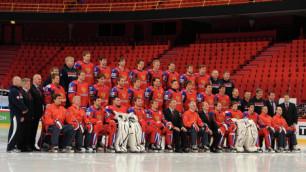 Объявлен состав сборной России на ЧМ-2013 по хоккею