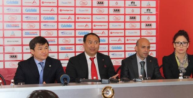 Успех в год столетия казахстанского футбола
