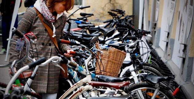 Воровать велосипеды в столице стали в сто раз чаще