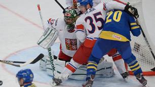 Серебряные призеры мирового первенства проиграли Финляндии во втором туре ЧМ