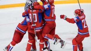 Сборная России обыграла США на чемпионате мира по хоккею