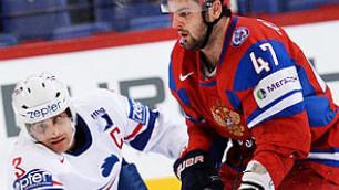 Капитан Франции: Буду рассказывать внукам о победе над хоккеистами России