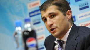 Омари Тетрадзе: Мы не будем продавать матчи