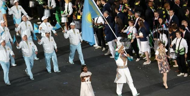 Одежда казахстанских олимпийцев: От Атланты до Лондона