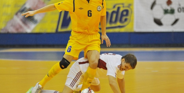 Казахстан занимает 32 место в рейтинге футзальных сборных