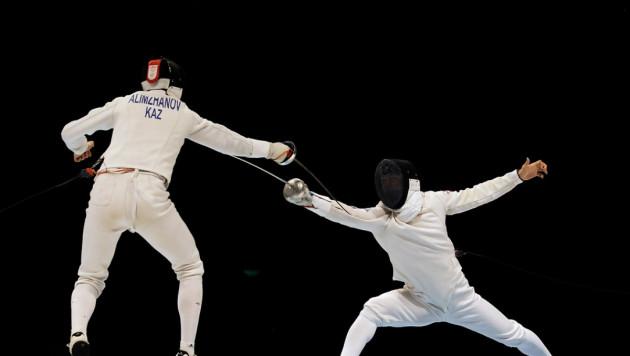Казахстанские фехтовальщики завершили свое участие в Кубке мира