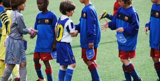 """Выбирать детей на мастер-класс """"Барселоны"""" будут среди астанчан"""